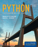 Cover of Python Programming in Context, 2nd Edition