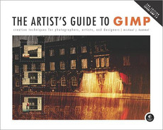 Cover image for The Artist's Guide to GIMP, 2nd Edition