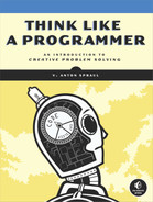 Cover image for Think Like a Programmer