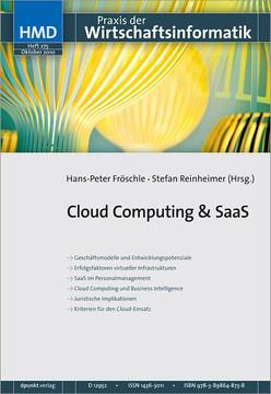 Cloud Computing & SaaS