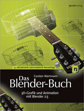 Das Blender-Buch, 4th Edition