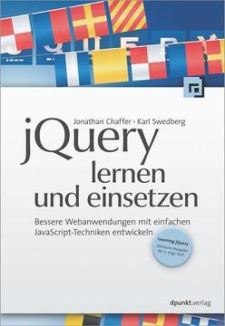jQuery lernen und einsetzen, 3rd Edition
