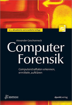 Computer-Forensik, 5th Edition