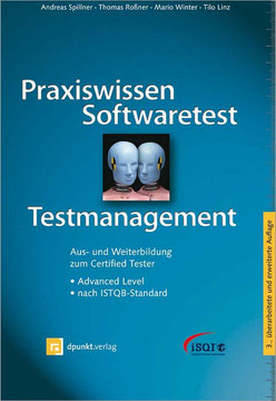 Praxiswissen Softwaretest – Testmanagement, 3rd Edition