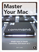 Cover image for Master Your Mac