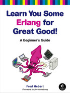 Cover image for Learn You Some Erlang for Great Good!