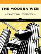 Cover of The Modern Web
