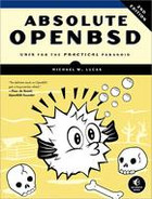 Cover image for Absolute OpenBSD, 2nd Edition