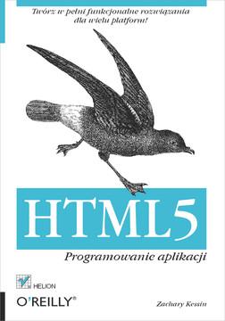 HTML5. Programowanie aplikacji