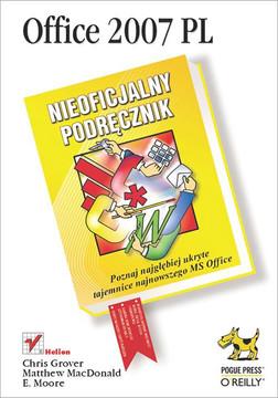 Office 2007 PL. Nieoficjalny podręcznik