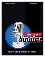 Cover image for Jump Start Sinatra