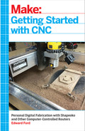 Cover of Getting Started with CNC