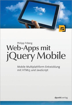 Web-Apps mit jQuery Mobile