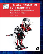 Cover image for The LEGO MINDSTORMS EV3 Laboratory