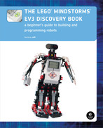 Cover of The LEGO MINDSTORMS EV3 Discovery Book (Full Color)