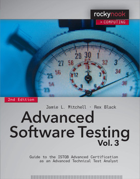 Advanced Software Testing - Vol. 3, 2nd Edition, 2nd Edition