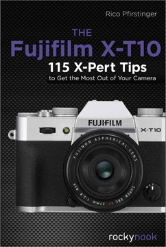 The Fujifilm X-T10