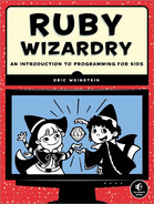 Cover of Ruby Wizardry