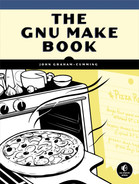 Cover of The GNU Make Book
