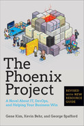 Cover of The Phoenix Project