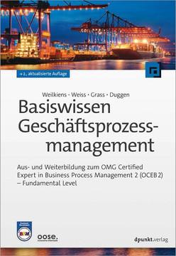 Basiswissen Geschäftsprozessmanagement, 2nd Edition