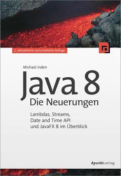 Java 8 – Die Neuerungen, 2nd Edition