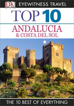 DK Eyewitness Top 10 Travel Guide: Andalucia & Costa Del Sol