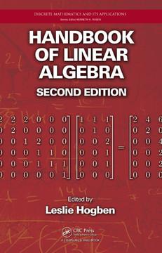 Handbook of Linear Algebra, 2nd Edition