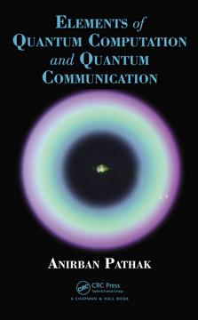 Elements of Quantum Computation and Quantum Communication