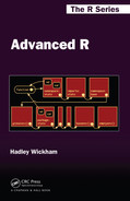 Cover of Advanced R