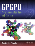 Cover of GPGPU Programming for Games and Science