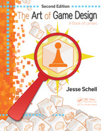 Cover of The Art of Game Design, 2nd Edition