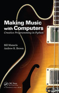 Cover of Making Music with Computers