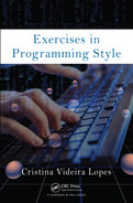 Cover of Exercises in Programming Style