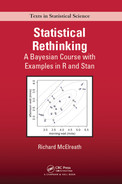 Cover of Statistical Rethinking