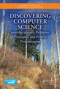 Cover of Discovering Computer Science