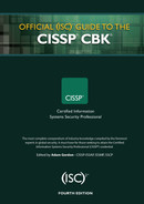 Cover of Official (ISC)2 Guide to the CISSP CBK, Fourth Edition, 4th Edition