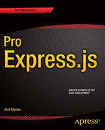 Cover of Pro Express.js