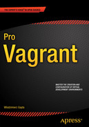 Cover of Pro Vagrant