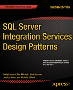 Cover of SQL Server Integration Services Design Patterns, Second Edition