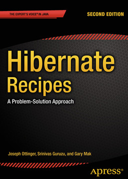 Hibernate Recipes, Second Edition