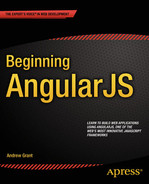 Cover of Beginning AngularJS