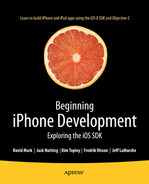 Cover of Beginning iPhone Development, Seventh Edition