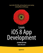 Cover of Learn iOS 8 App Development, Second Edition