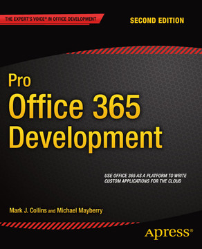 Pro Office 365 Development, Second Edition