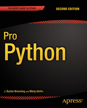 Pro Python, Second Edition