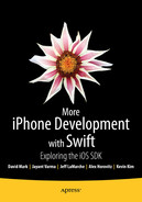 Cover of More iPhone Development with Swift: Exploring the iOS SDK