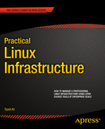 Cover of Practical Linux Infrastructure