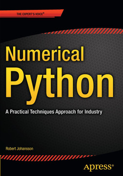 Numerical Python : A Practical Techniques Approach for Industry
