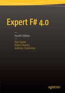 Cover of Expert F# 4.0, Fourth Edition